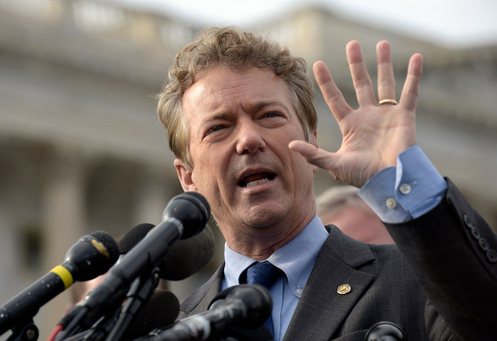 Rand Paul to vote for tax bill