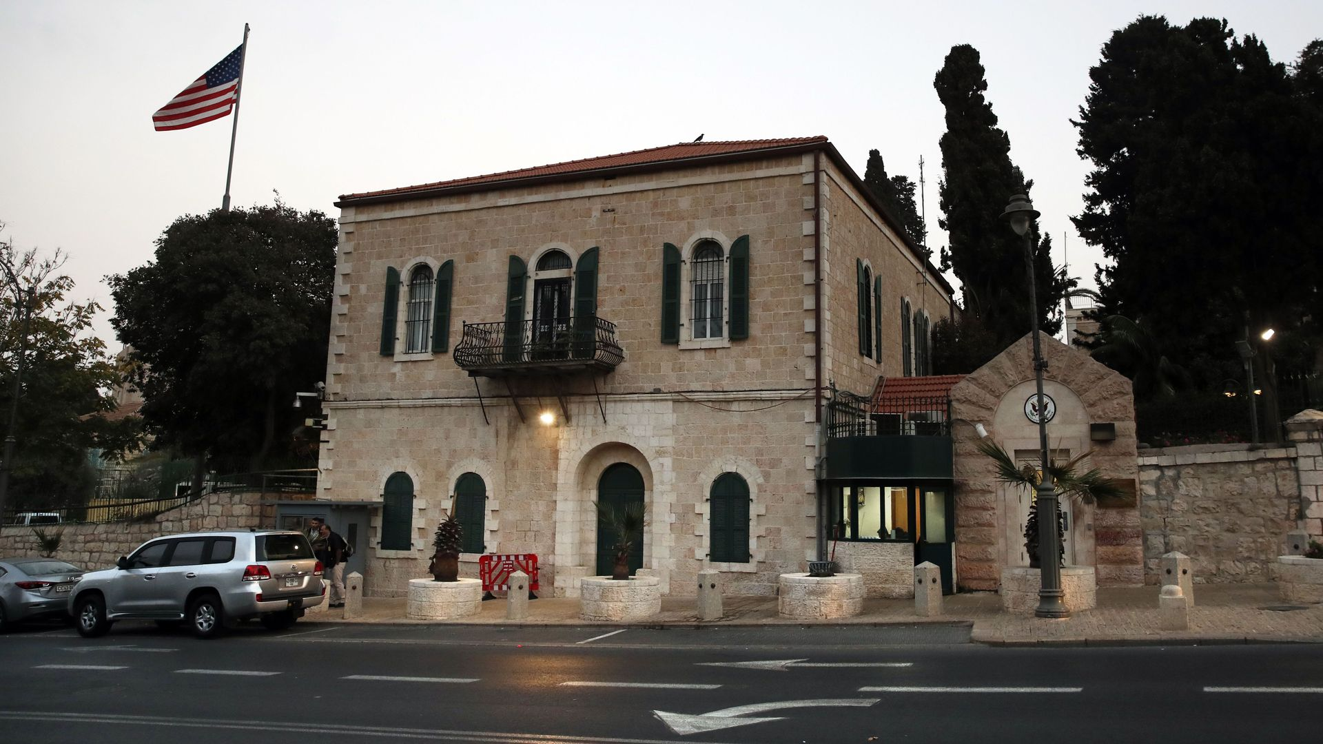 U.S. consulate in Jerusalem to close on March 4