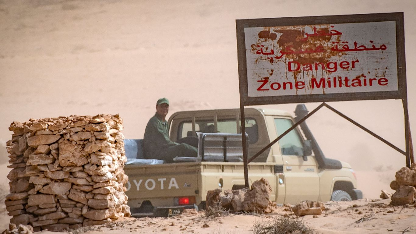 Trump hands Morocco a long-awaited breakthrough over Western Sahara thumbnail