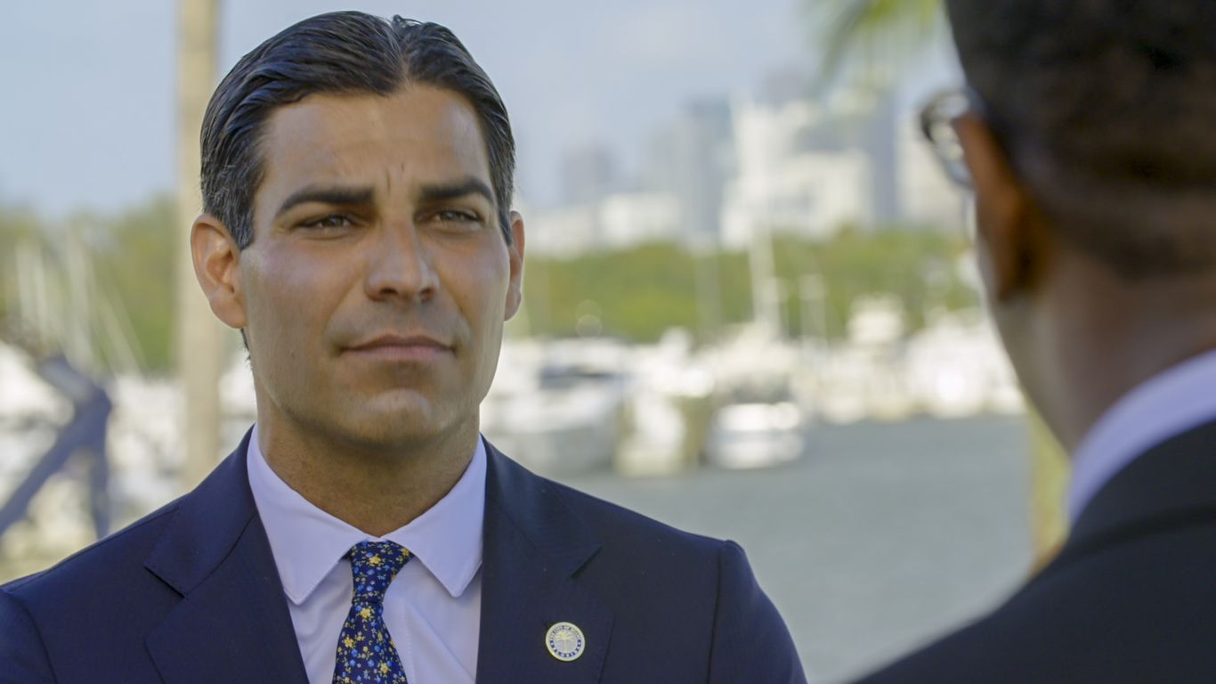 Miami mayor: Bitcoin's appeal is that governments can't manipulate it