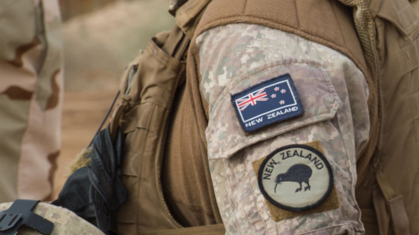 New Zealand soldier faces spying charges in first case of its kind