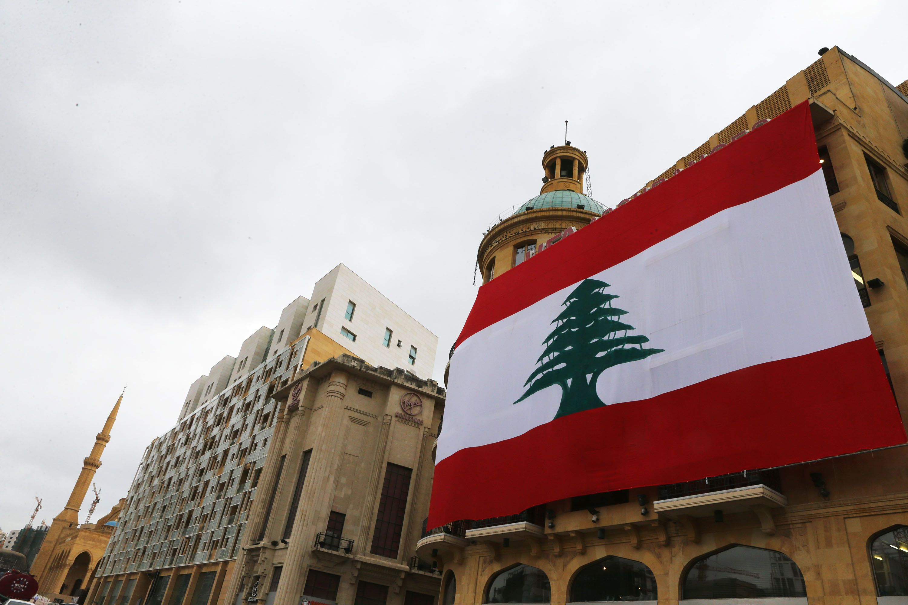 Lebanese spies exposed in cyber hacking campaign