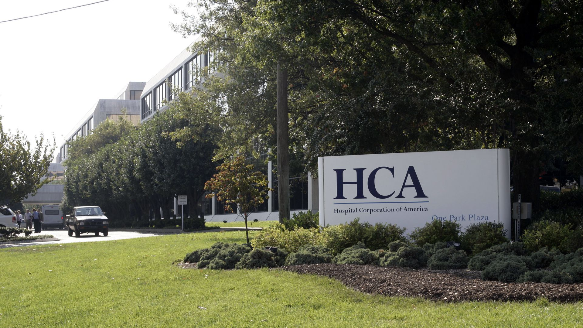 HCA Healthcare headquarters in Tennessee.