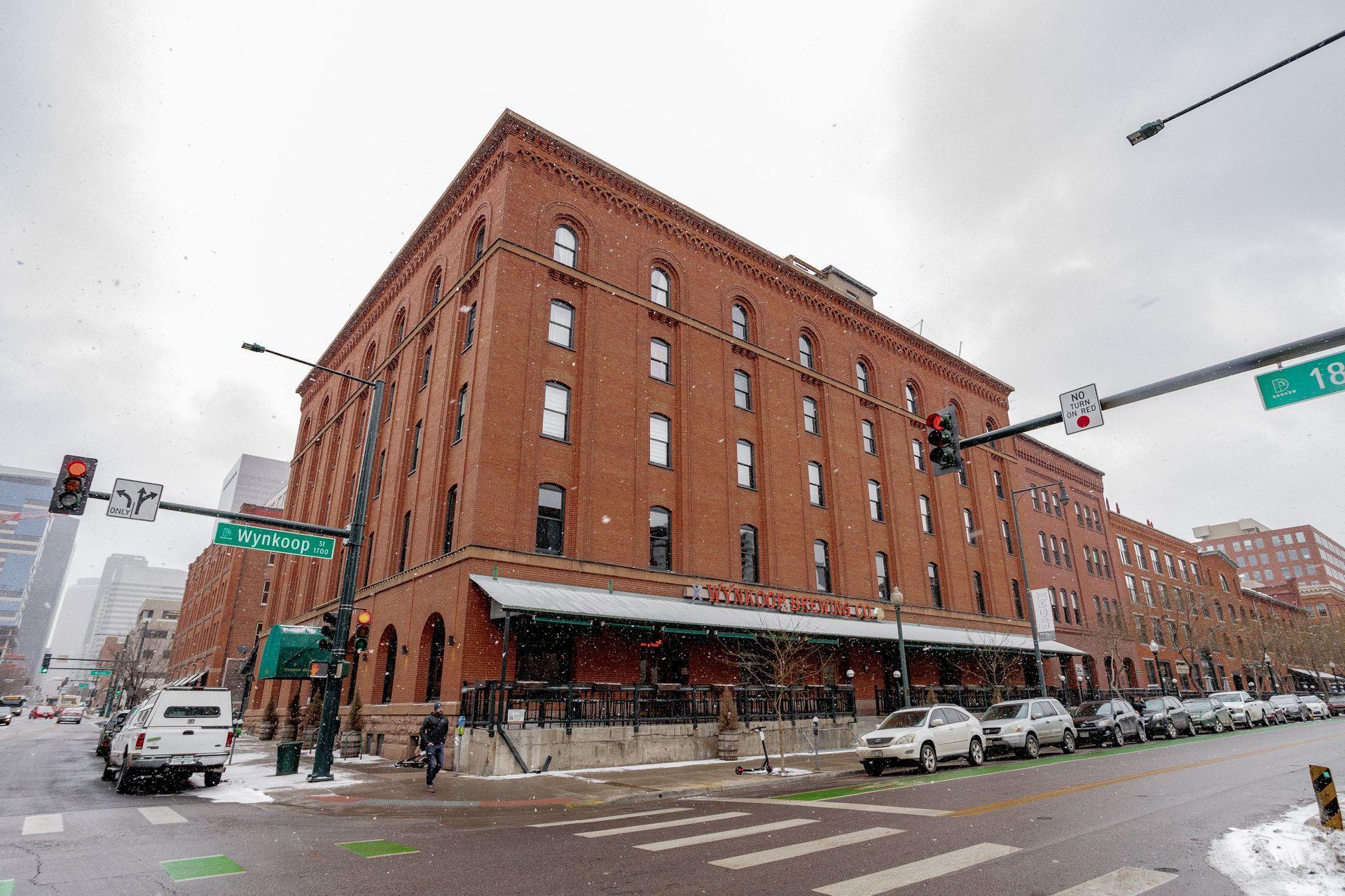 1792 Wynkoop Street, #502 exterior