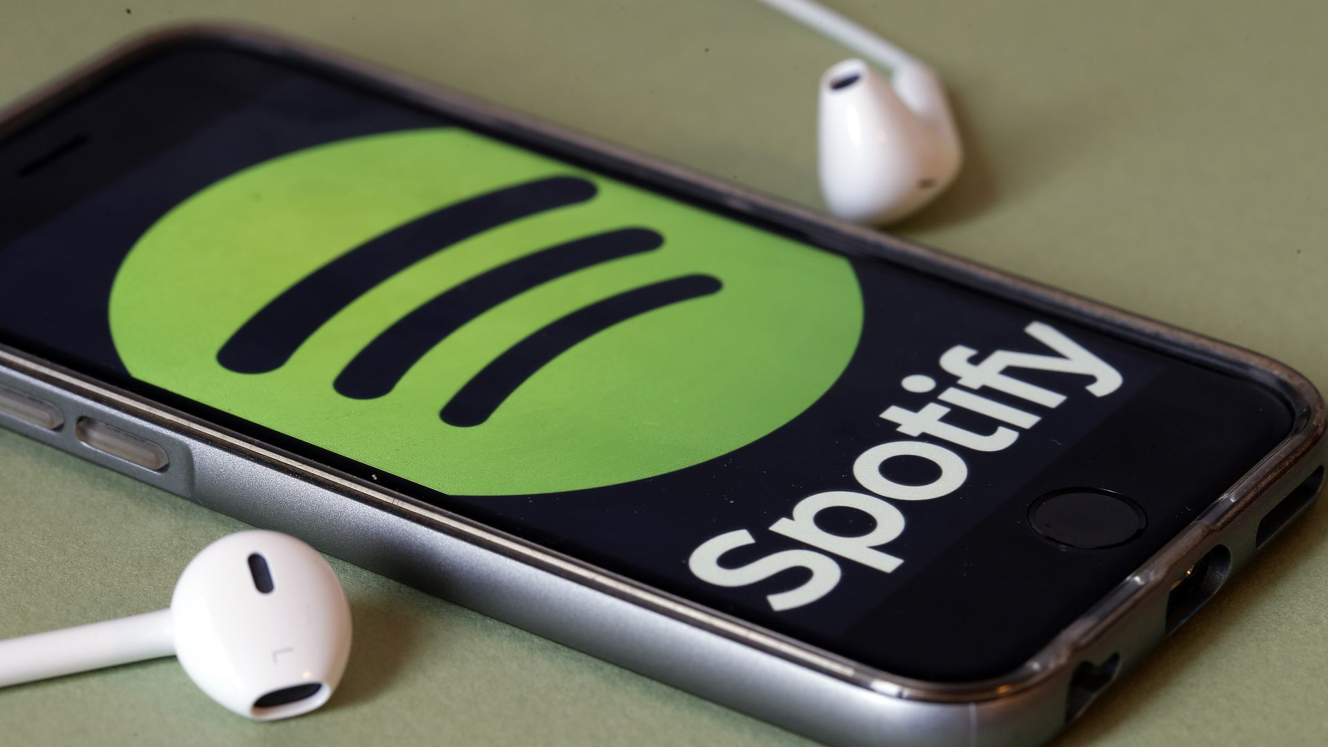 Spotify files for its unusual IPO - Axios