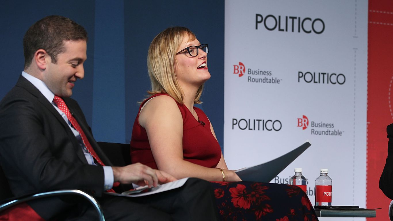 Scoop: Politico stars plot new Playbook