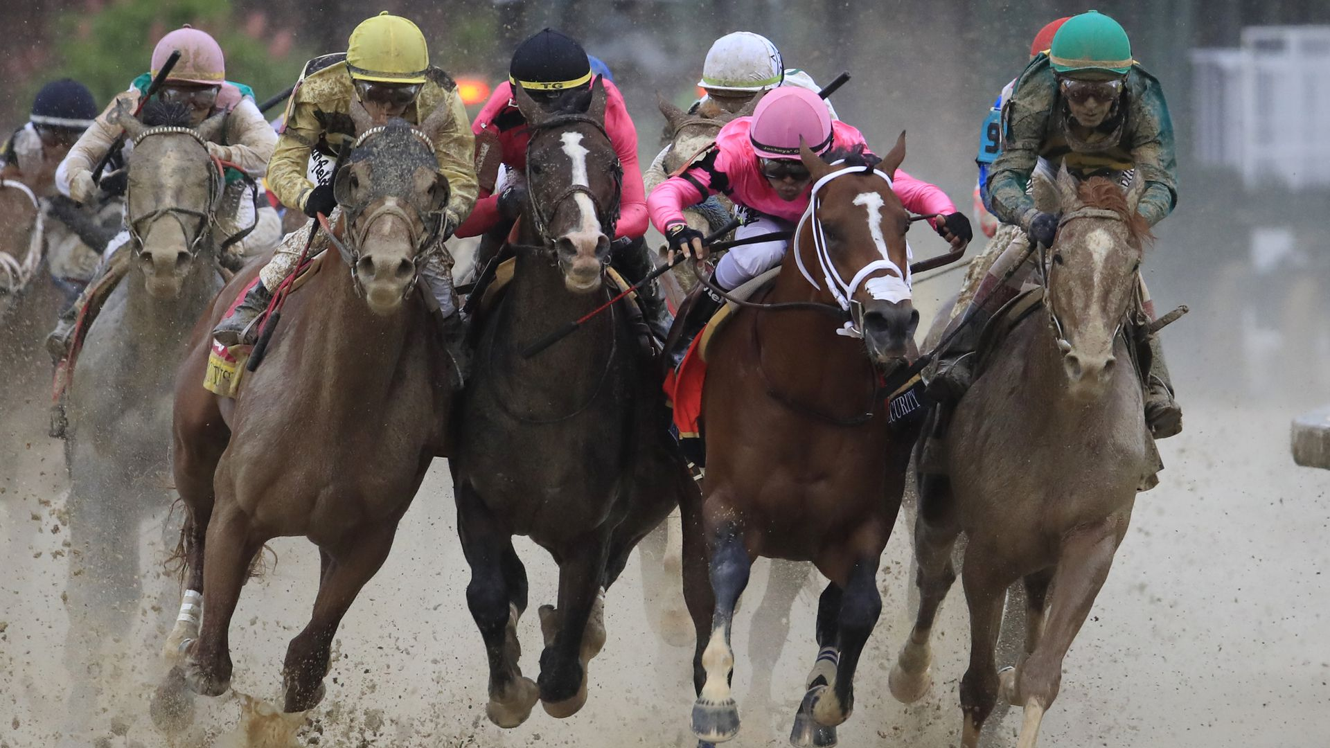 Country house wins the Kentucky Derby.
