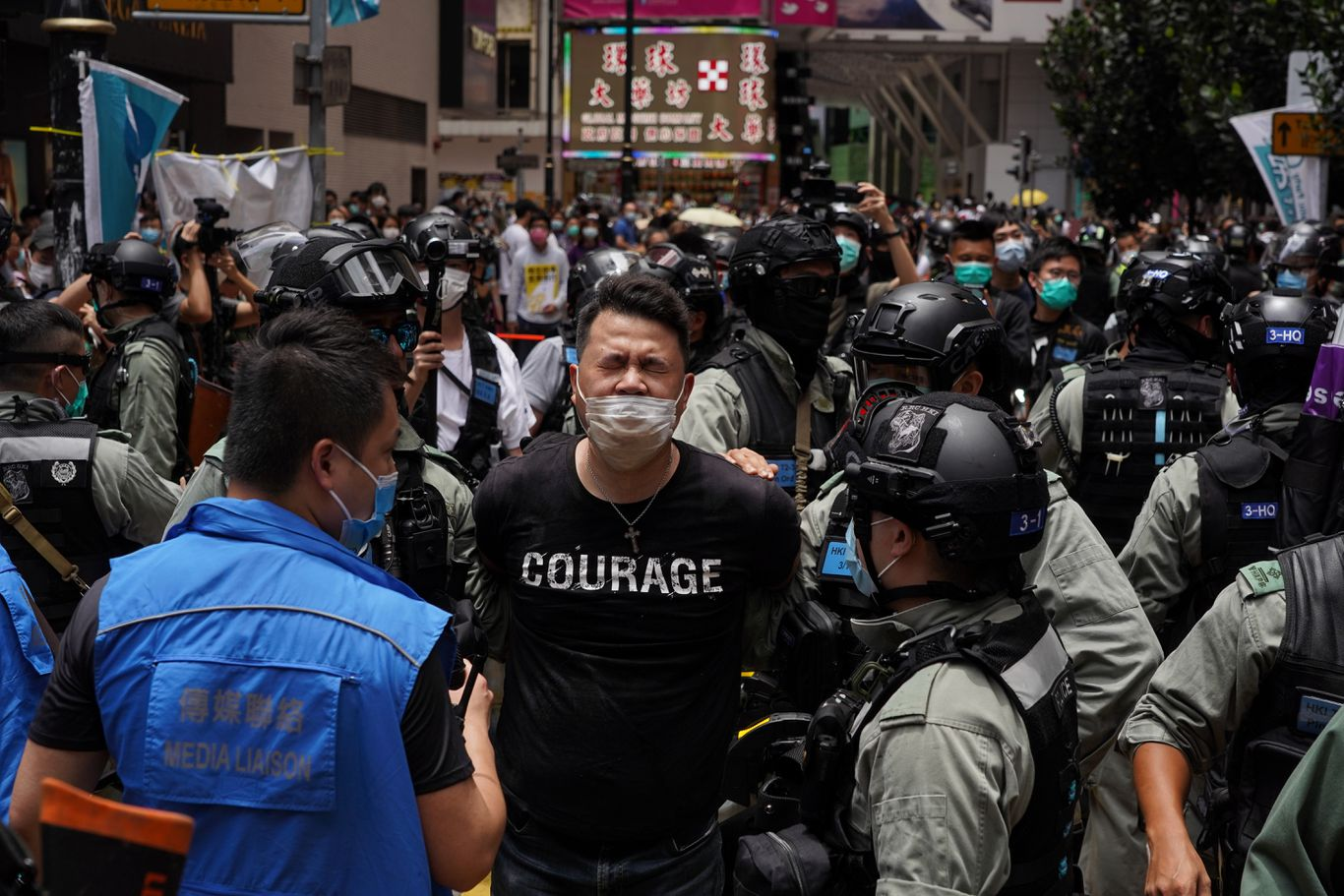 Hong Kong's fate could represent the death of globalism thumbnail