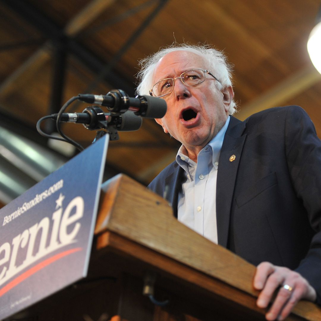 buy online 3c947 f56a8 Sanders says his policies were once considered too radical. Now Dems use  them in campaigns. - Sen. Bernie Sanders (I-Vt.) told an Iowa crowd his  progressive ...