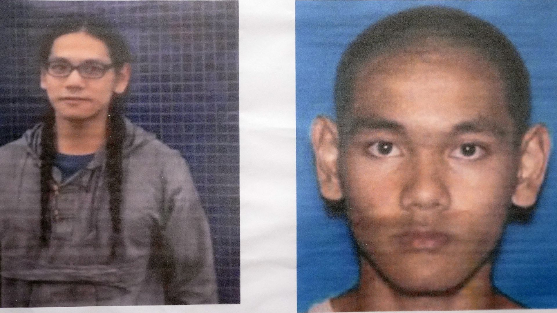 Terror suspect Mark Steven Domingo.