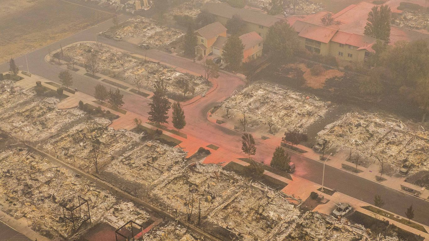 Oregon governor: Wildfires are result of climate change and forest mismanagement