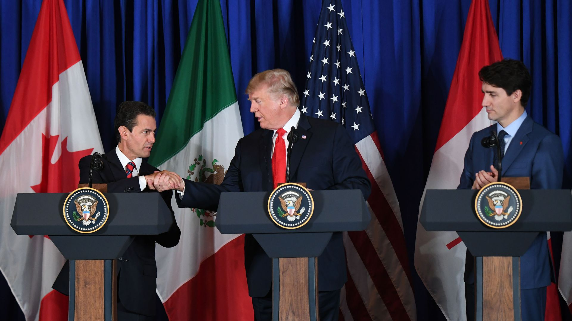 U.S. set to lift steel and aluminum tariffs on Canada and Mexico, paving the way for USMCA