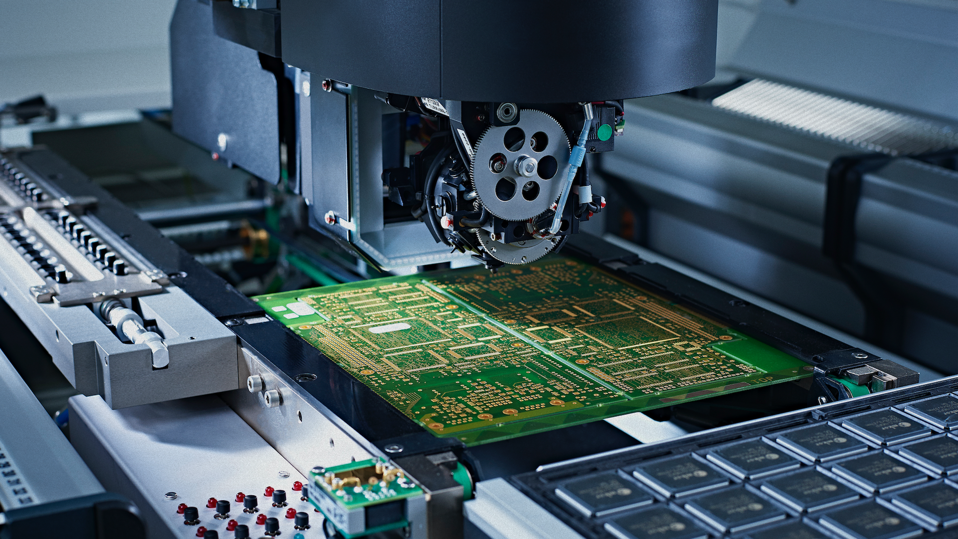 Tempo Automation is making printed circuit boards in San Francisco
