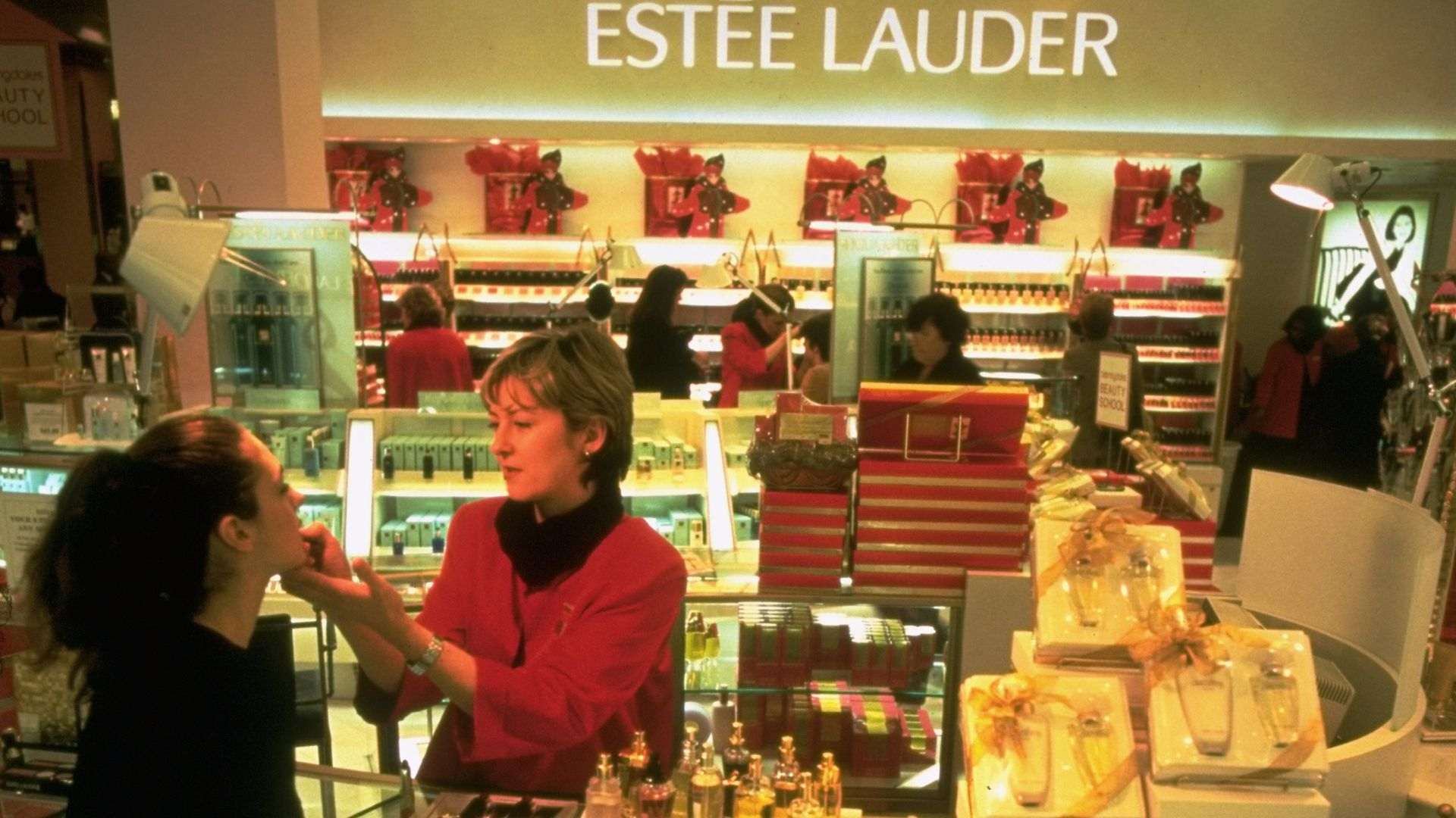 Estée Lauder made more money from airports than malls in 2018