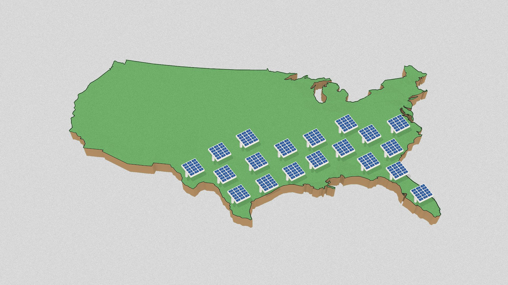 Southern states lead 2019's stock market rally for solar power