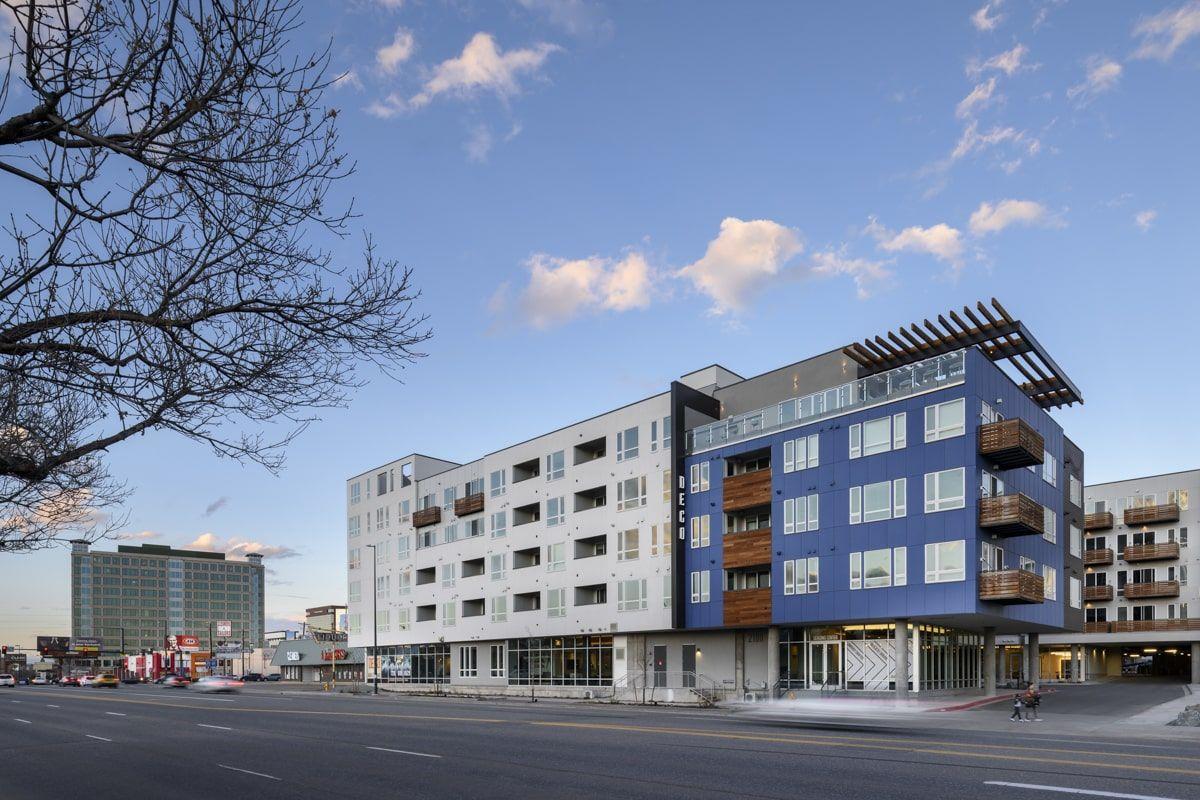 Deco Apartments front