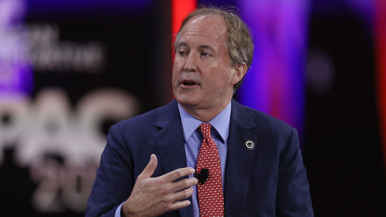 Twitter sues Texas AG Ken Paxton, alleging he launched probe in retaliation for Trump ban