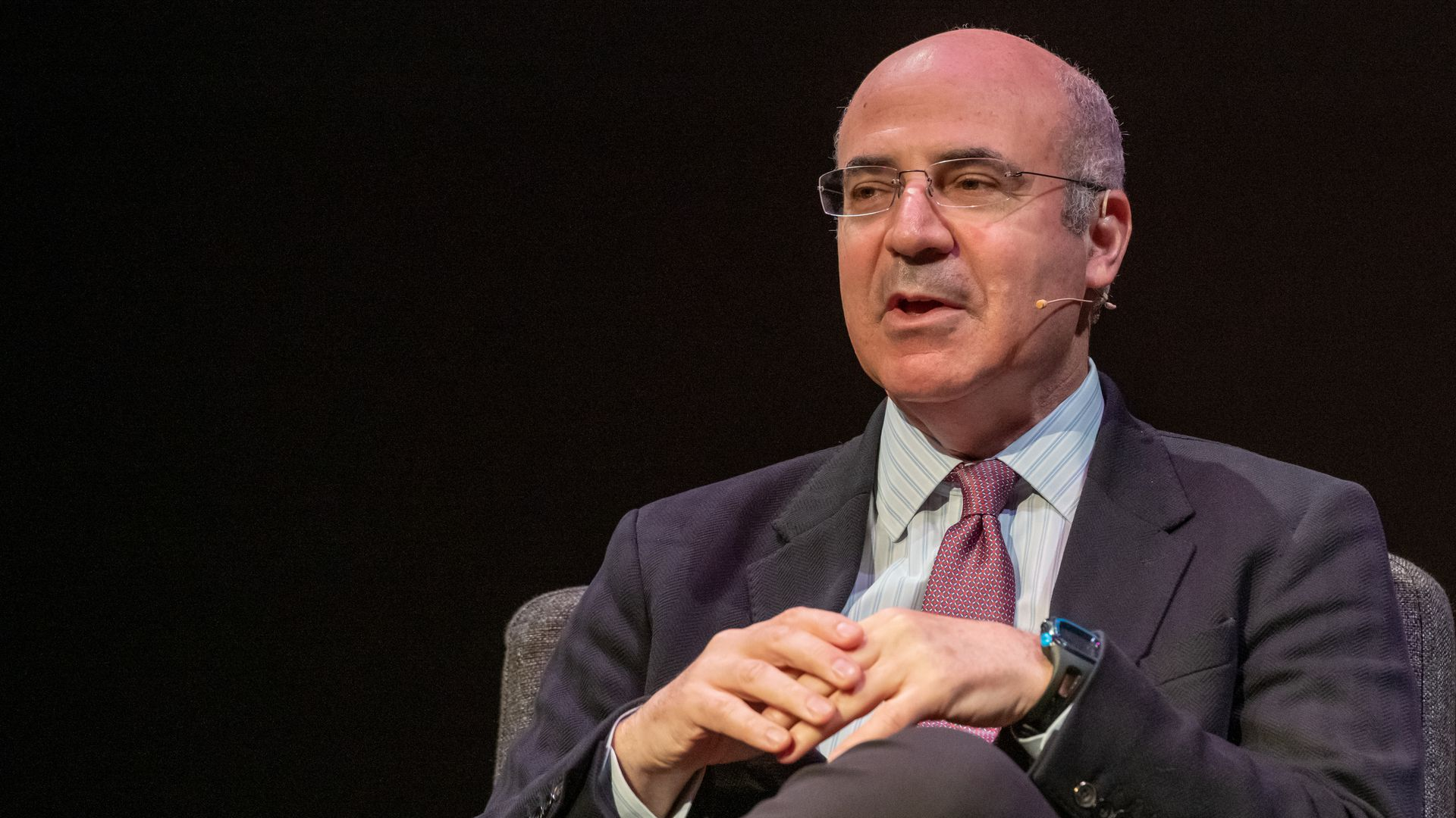 Putin foe Bill Browder was warned of potential danger in Davos