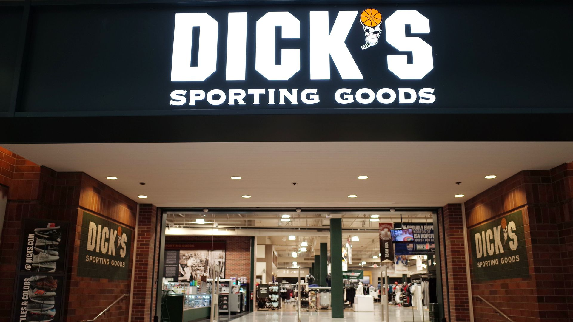 Dick's Sporting Goods location