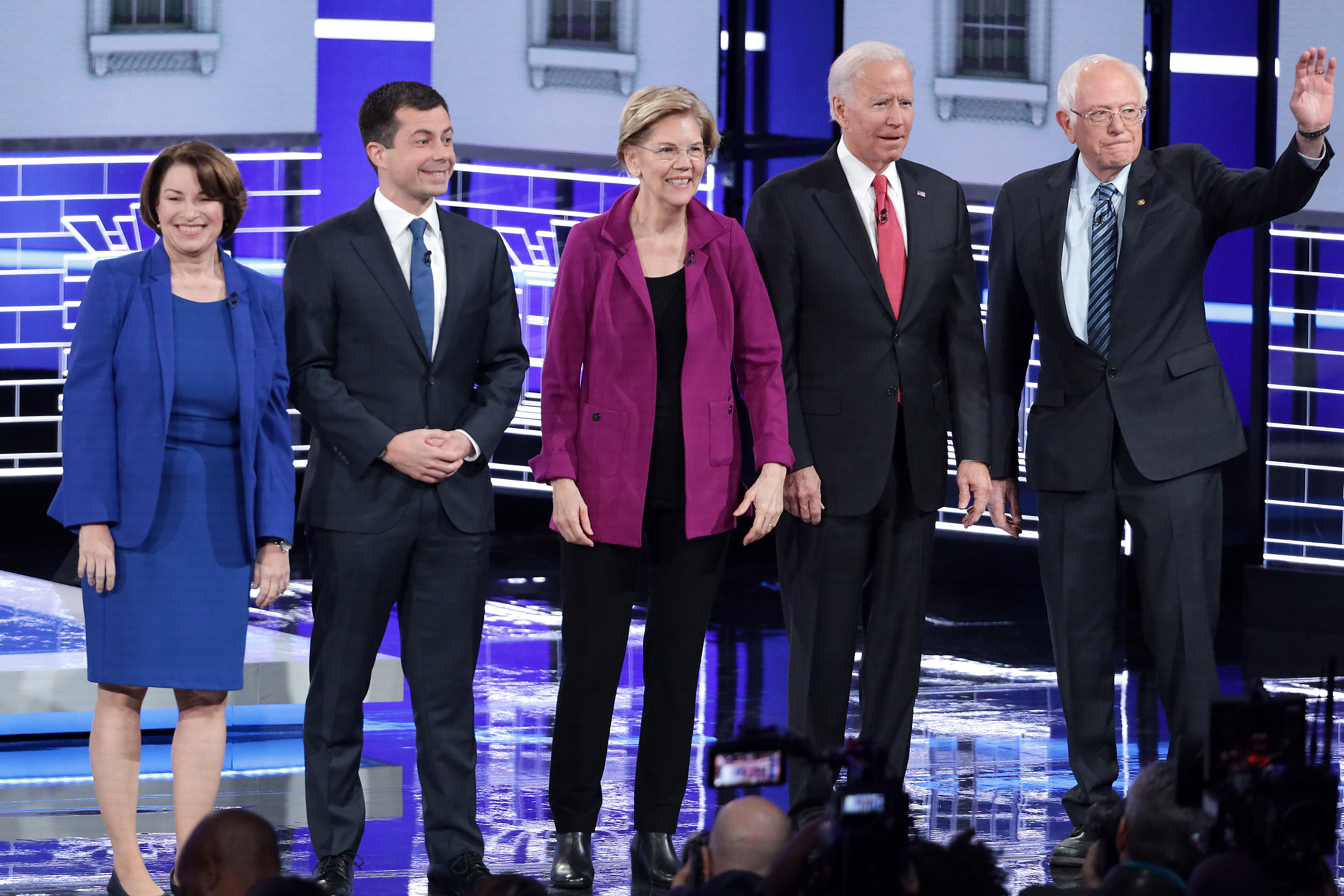DNC releases qualification rules for South Carolina Democratic debate - Axios