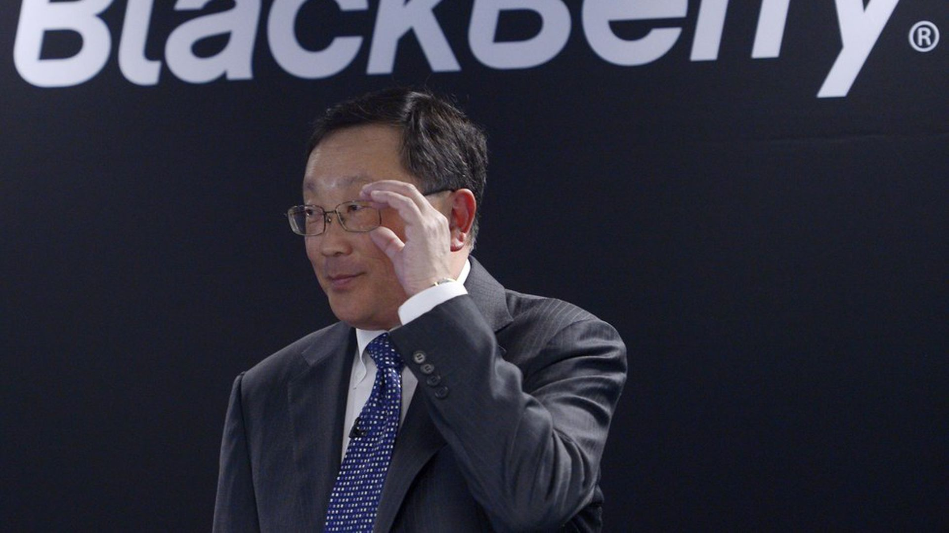 BlackBerry drives into connected car market