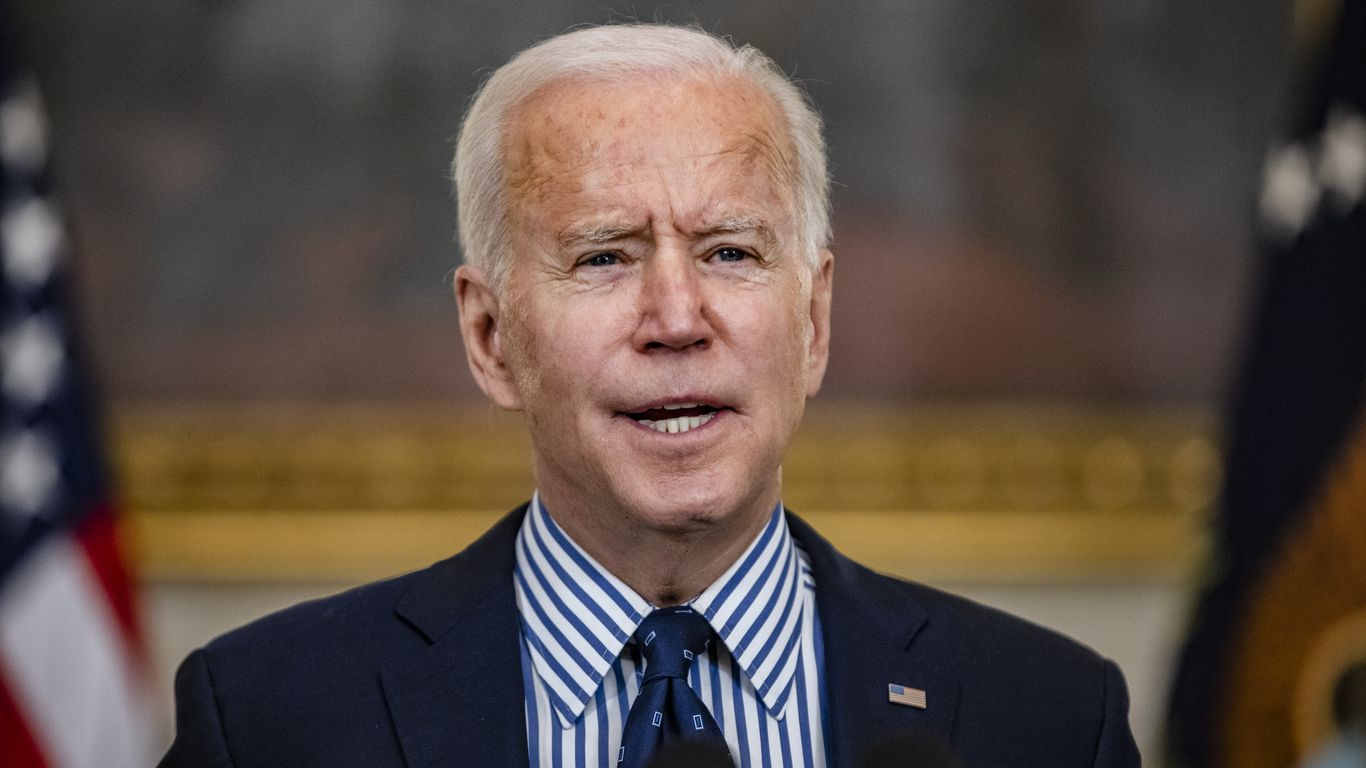 """Biden to sign voting rights executive order to mark """"Bloody Sunday"""" anniversary thumbnail"""