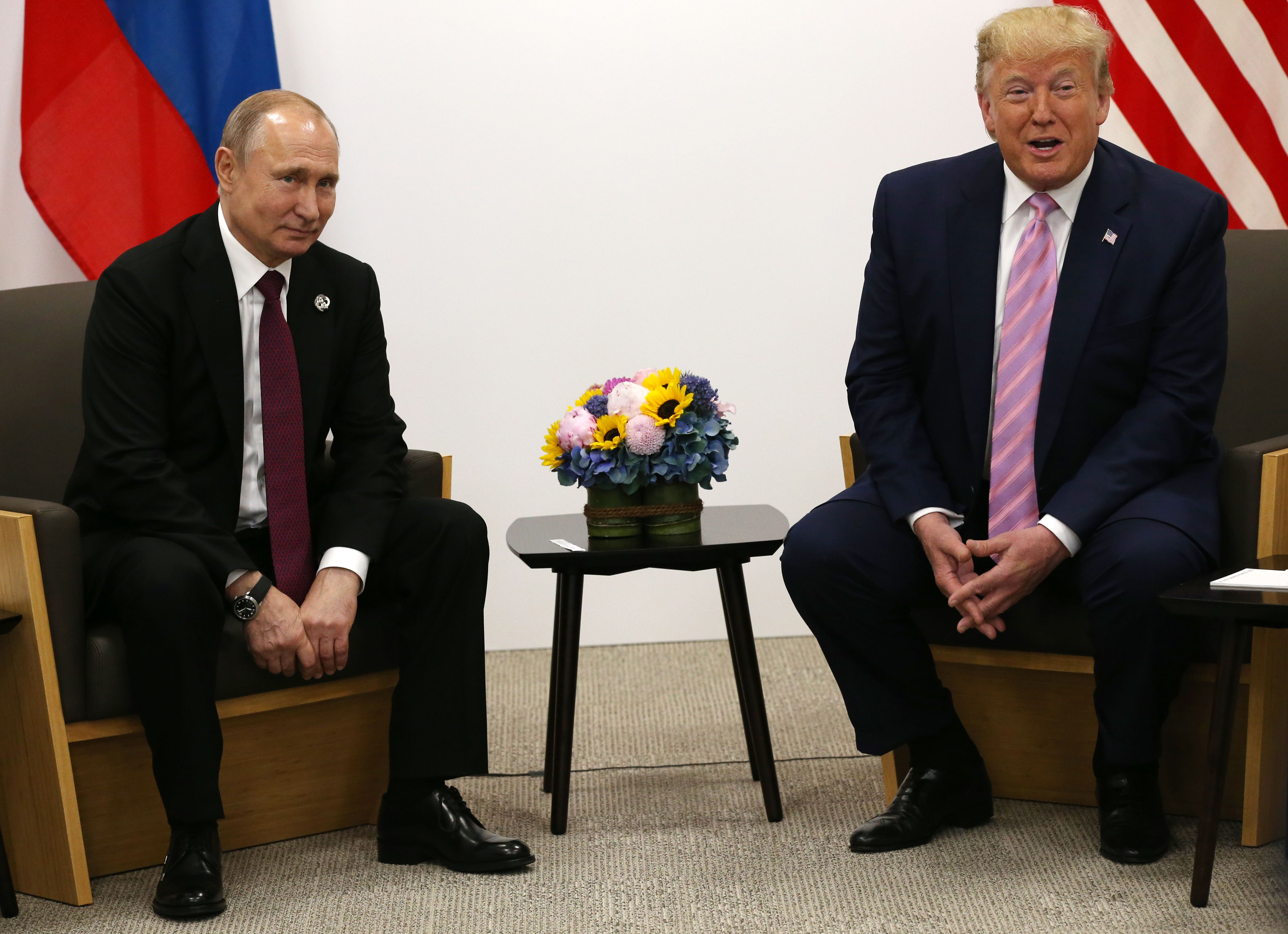 """Report: U.S. is underestimating Putin's """"grand strategy"""" for Russian dominance - Axios"""