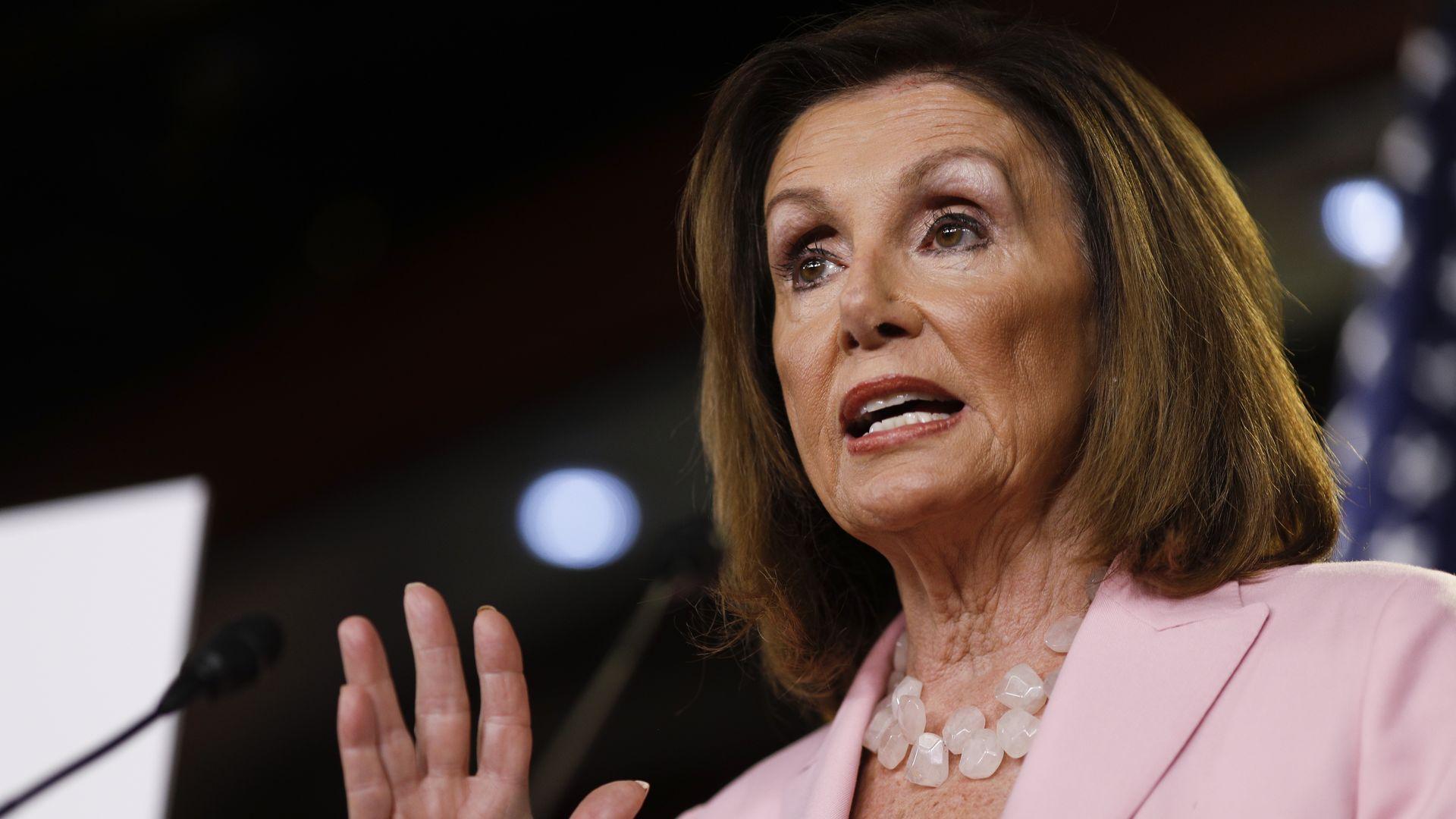 Nancy Pelosi hints at impeachment over Trump-Ukraine whistleblower ...