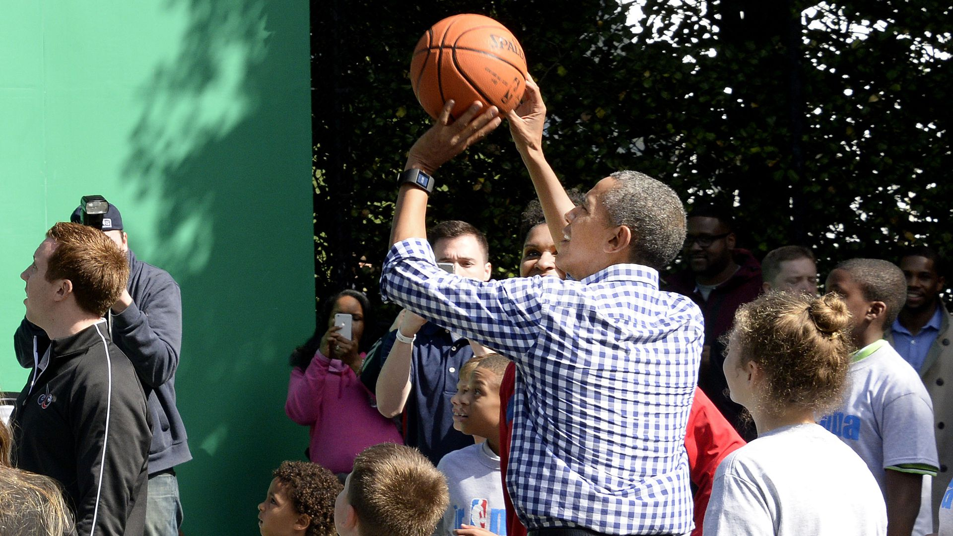Barack Obama wants to help the NBA launch a new African league