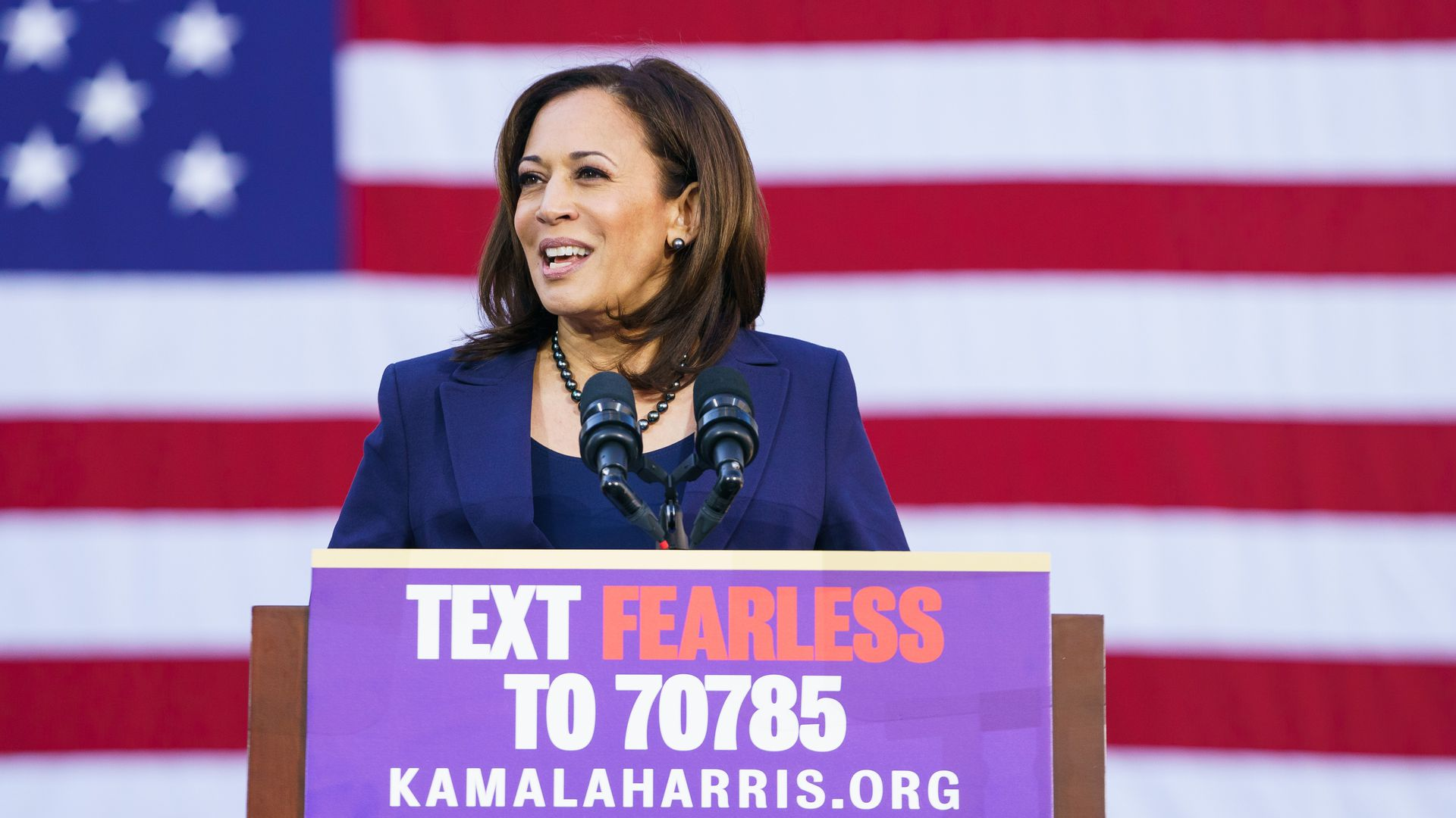 Kamala Harris on the issues, in under 500 words - Axios