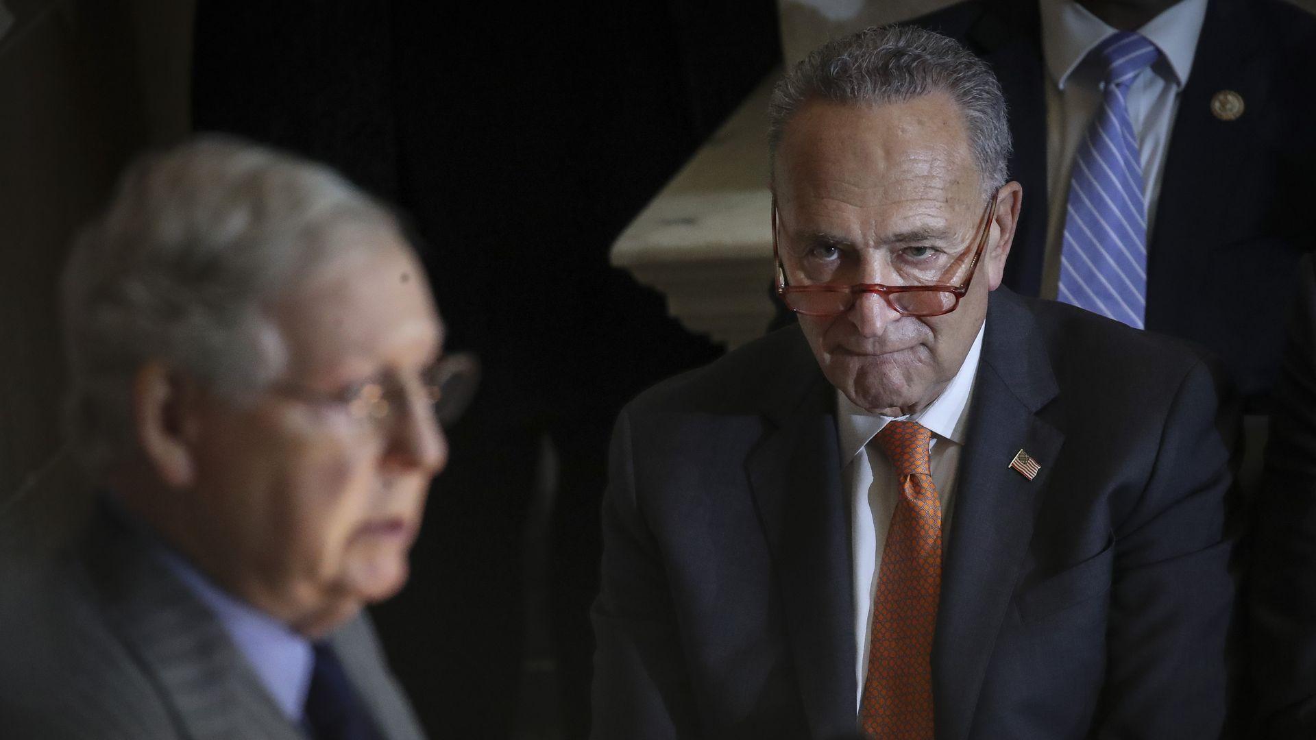 Senate passes USMCA trade deal as Trump's impeachment trial looms