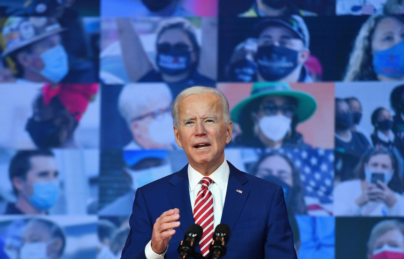 "Biden looks to stem oil ""transition"" furor amid GOP attacks"