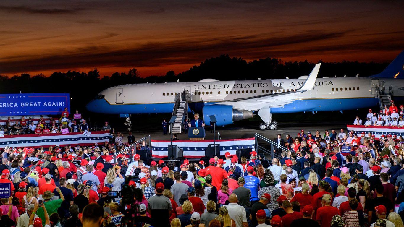 Trump's 2020 re-election campaign faces surprising cash crunch thumbnail