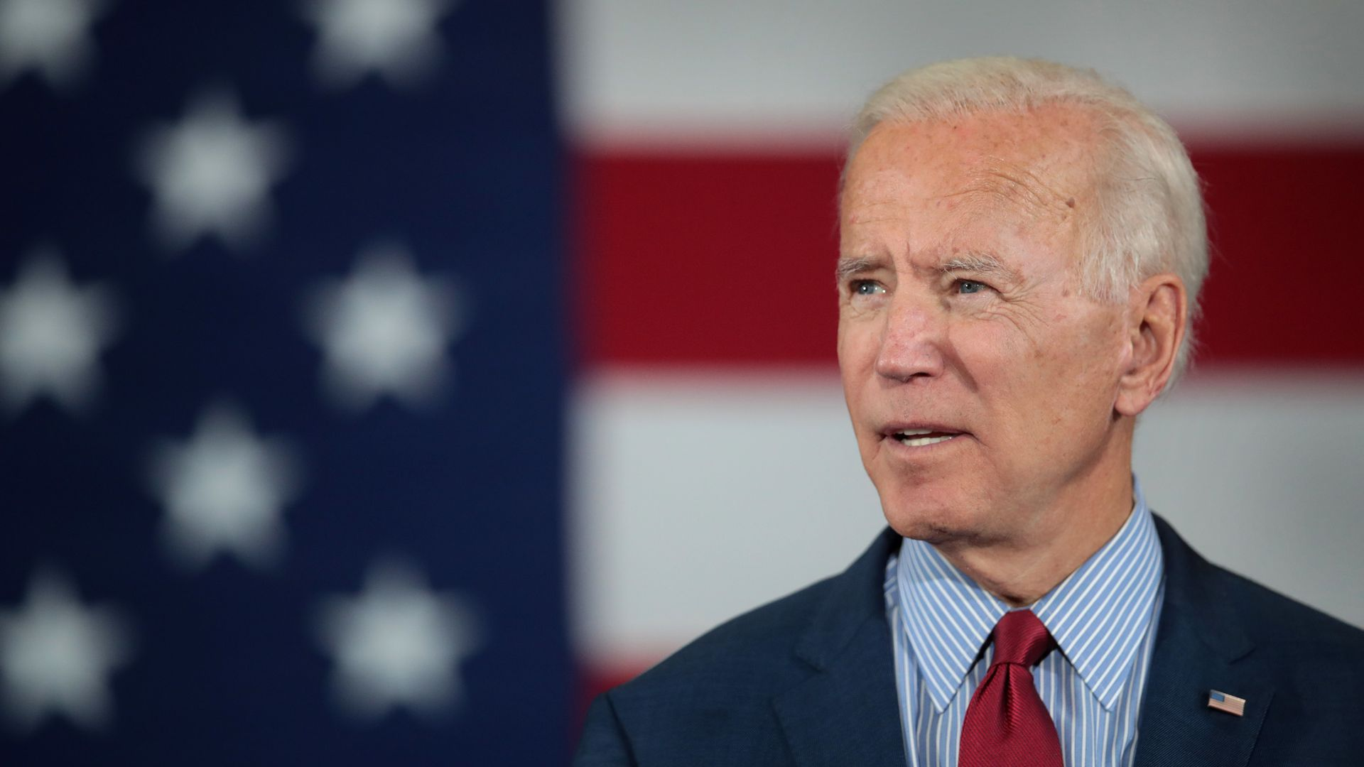 "Biden apologizes for calling President Clinton's impeachment probe a ""partisan lynching"""