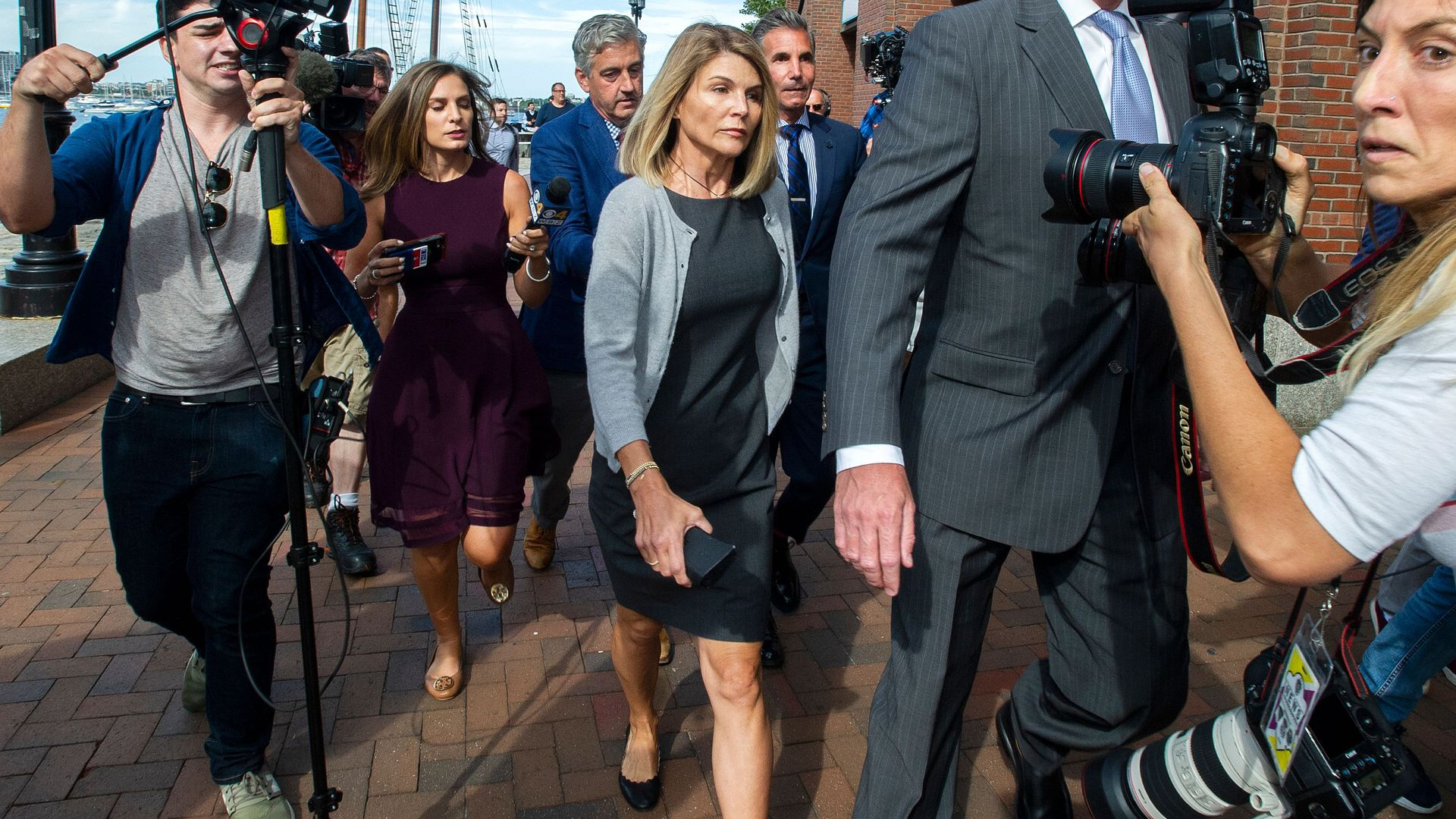 Parents, including actress Lori Loughlin, indicted on new bribery charges in cheating scandal
