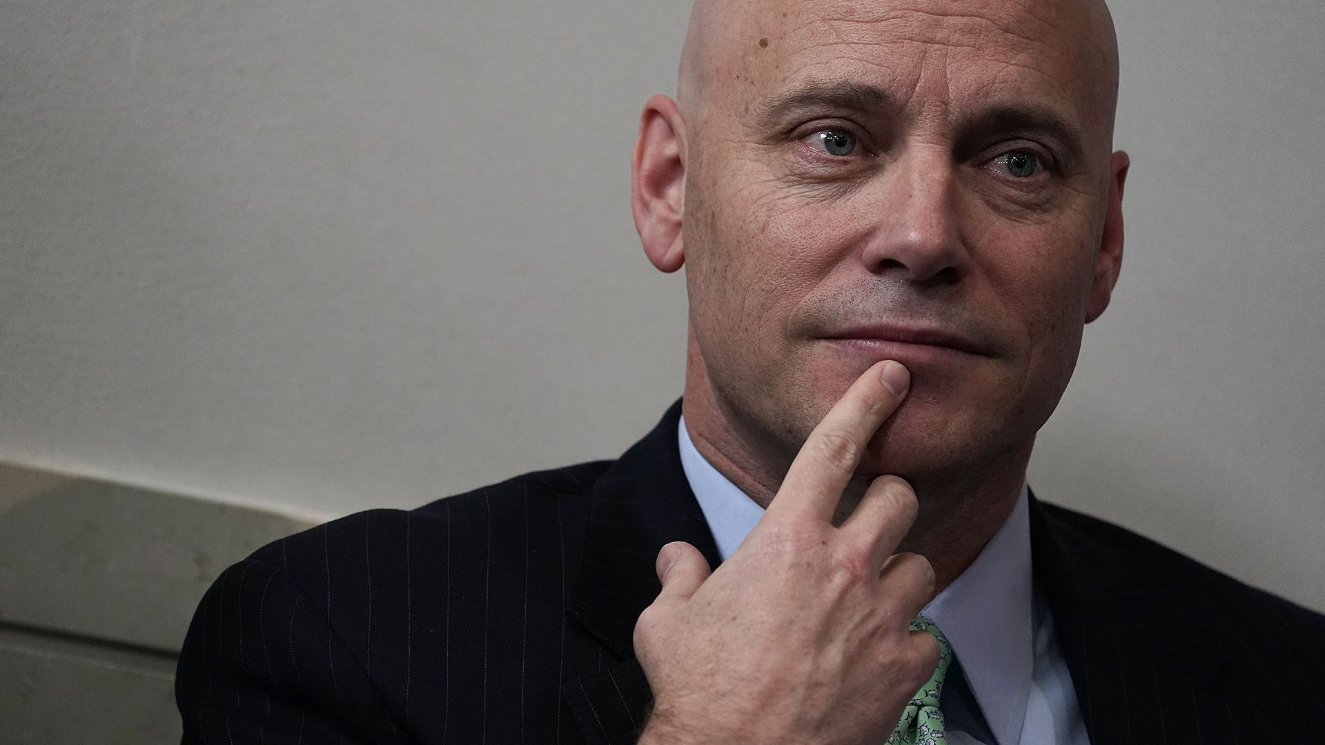 Former White House official Marc Short.