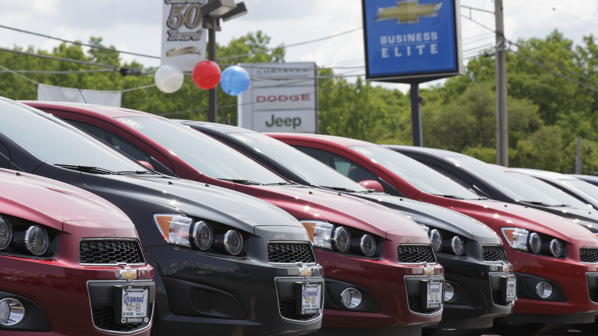 Smaller Tax Refunds In 2019 Could Slash U S Auto Sales Axios