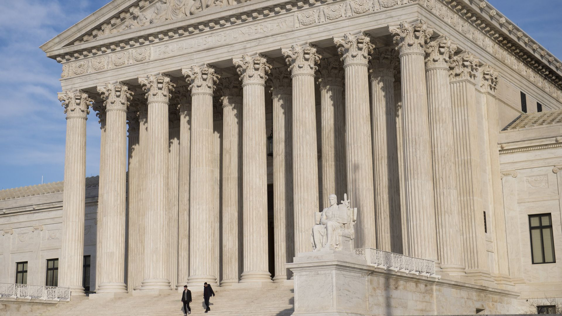 Pennsylvania Gop Asks Supreme Court To Block New Congressional Map - Us-supreme-court-map