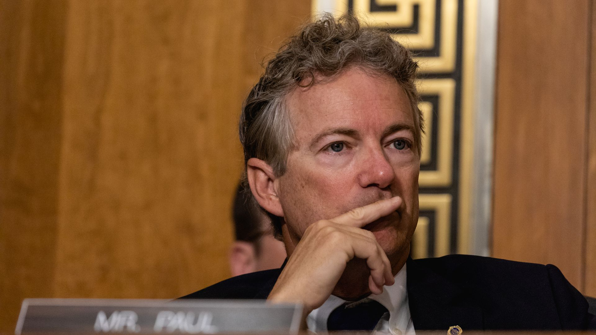Senator Rand Paul (R-KY), during a Senate Foreign Relations Committee confirmation hearing for Michael Pompeo, nominee for U.S. secretary of state.