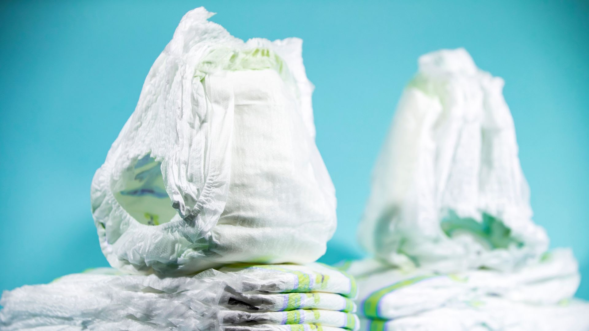 Sign of the times: An adult diaper boom