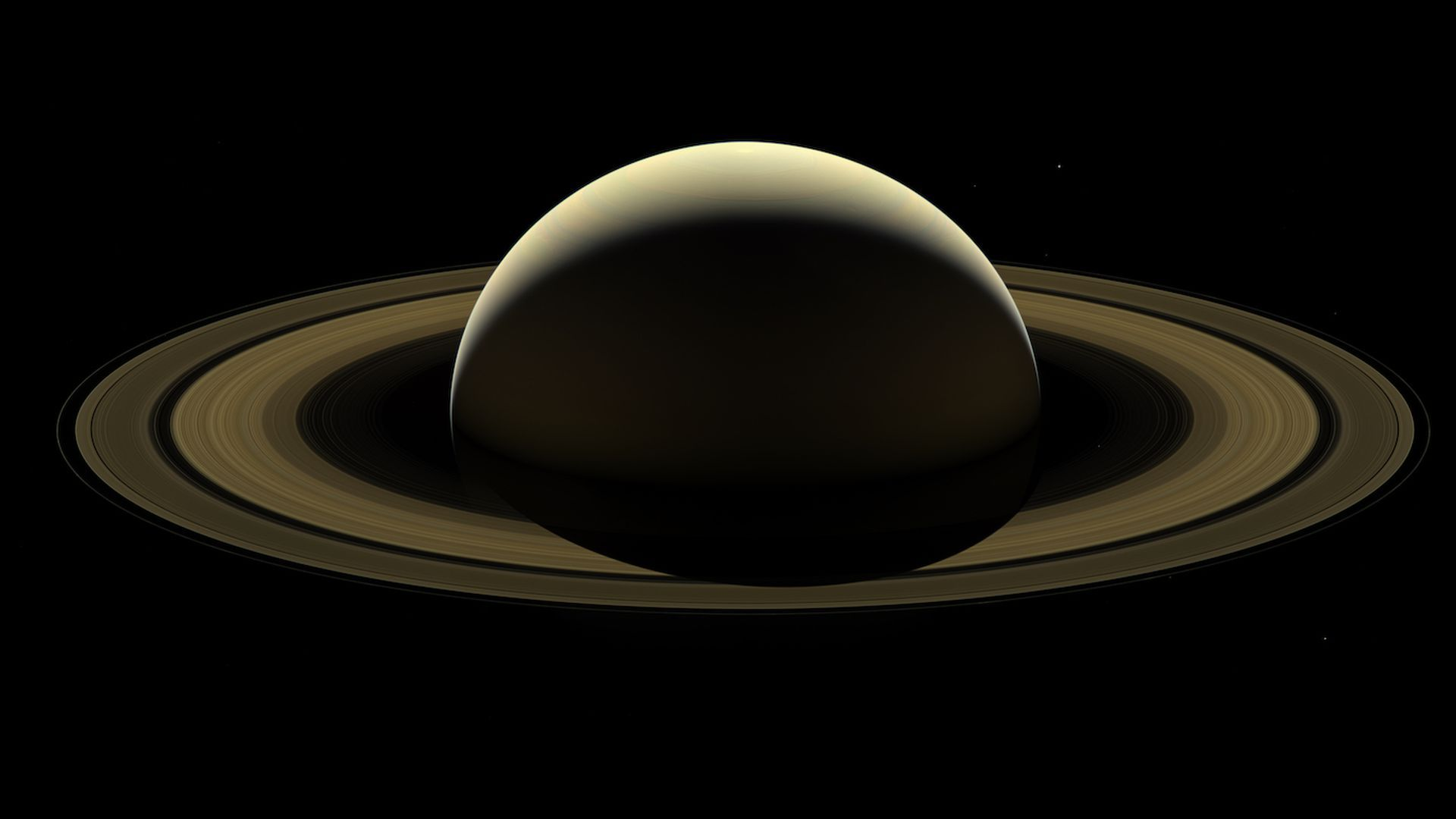 Saturn beats out Jupiter as king of the moons
