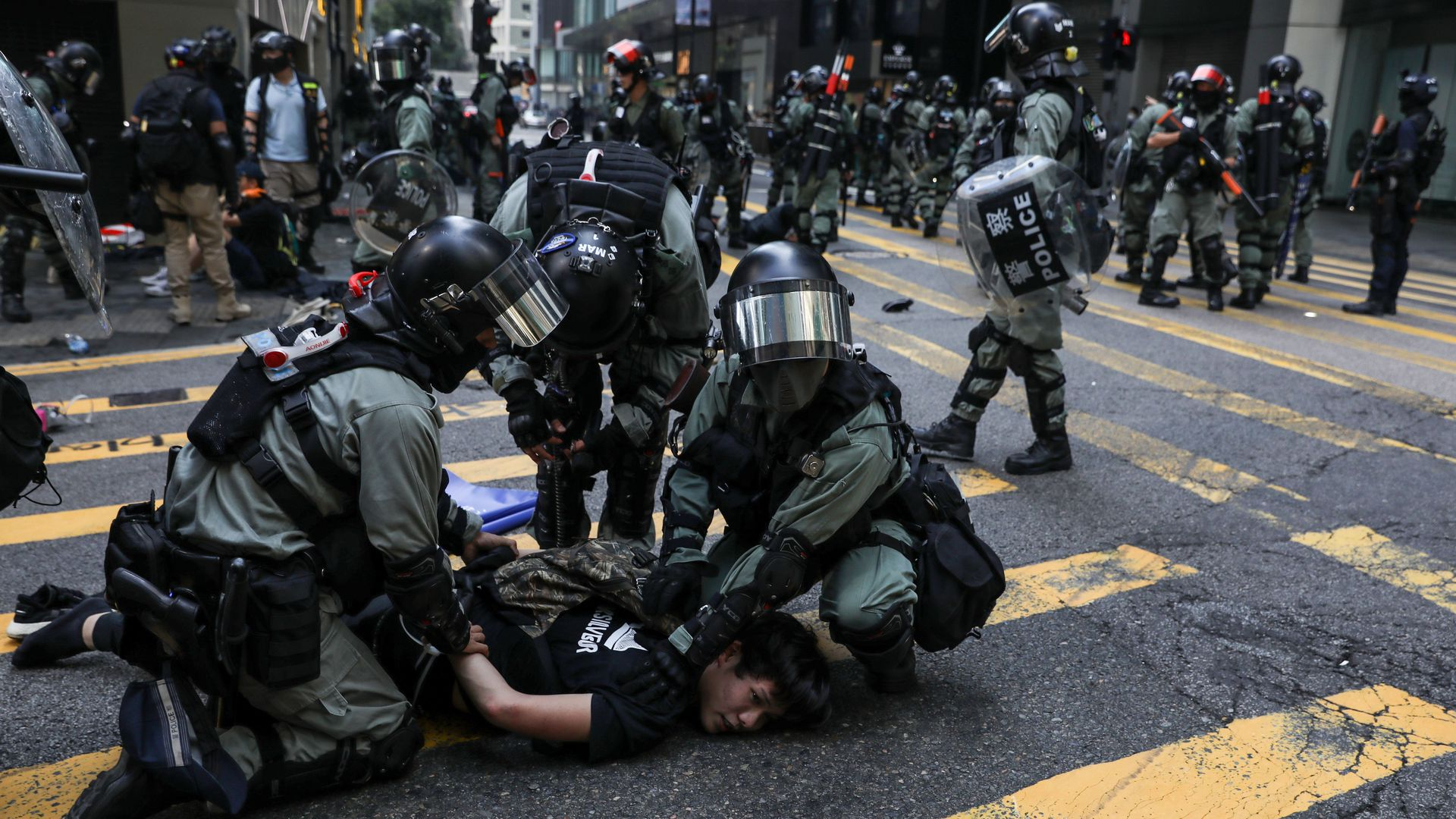 Days-long protests paralyze Hong Kong: What you need to know