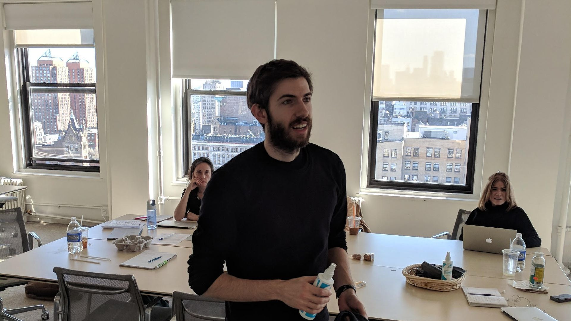 office tumblr. Tumblr Founder David Karp Joins Political Advocacy Group Office