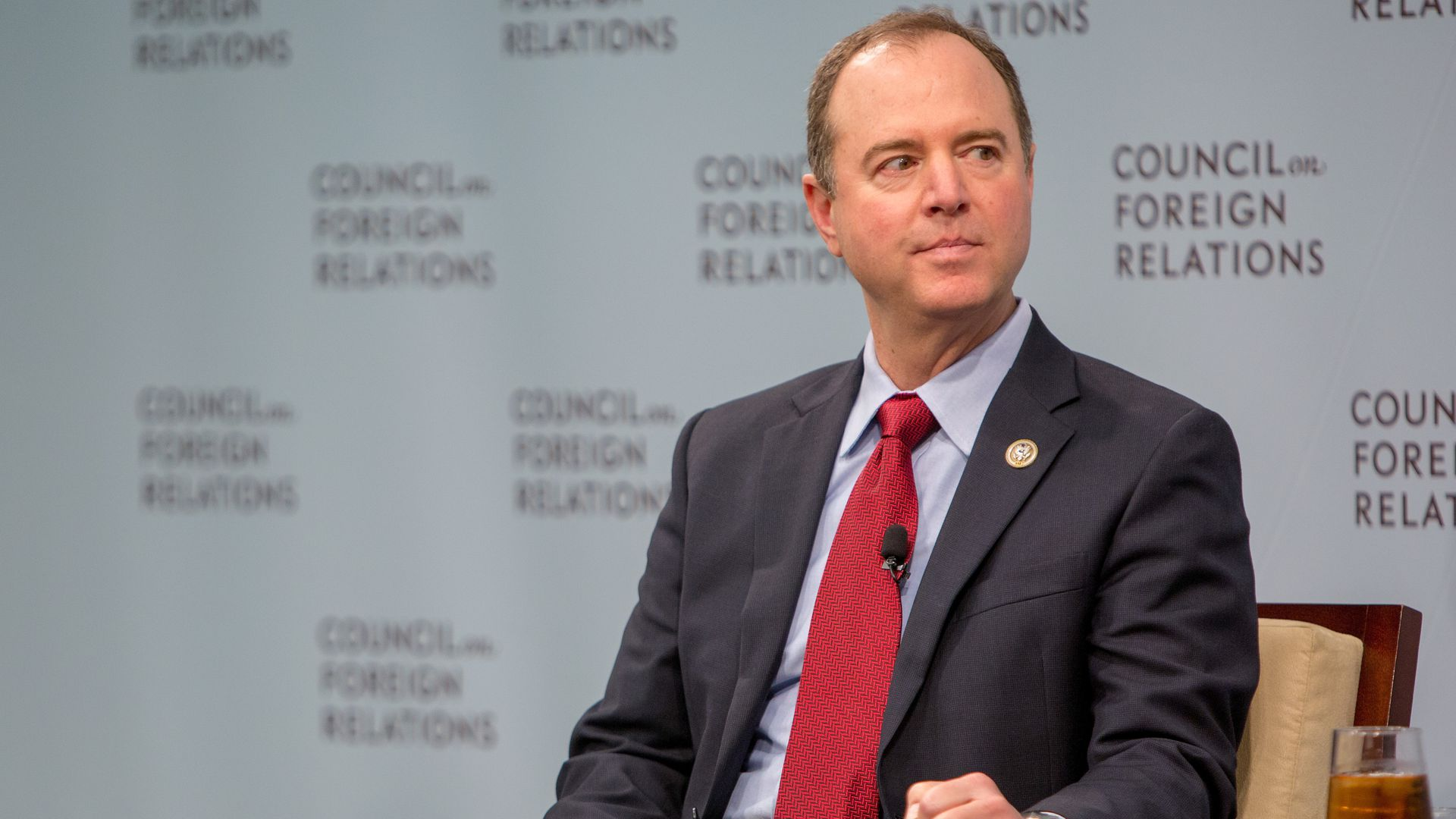 House Intelligence Ranking Member Adam Schiff