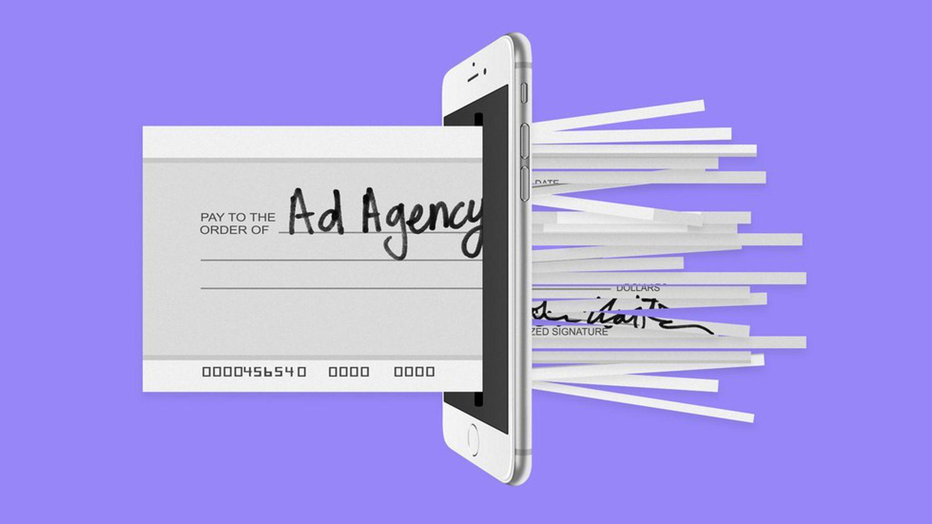 Autoridades detienen el esquema de fraude de anuncios digitales gigantes - Axios