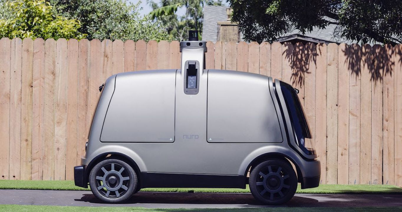Kroger kicks off autonomous vehicle grocery delivery - Axios