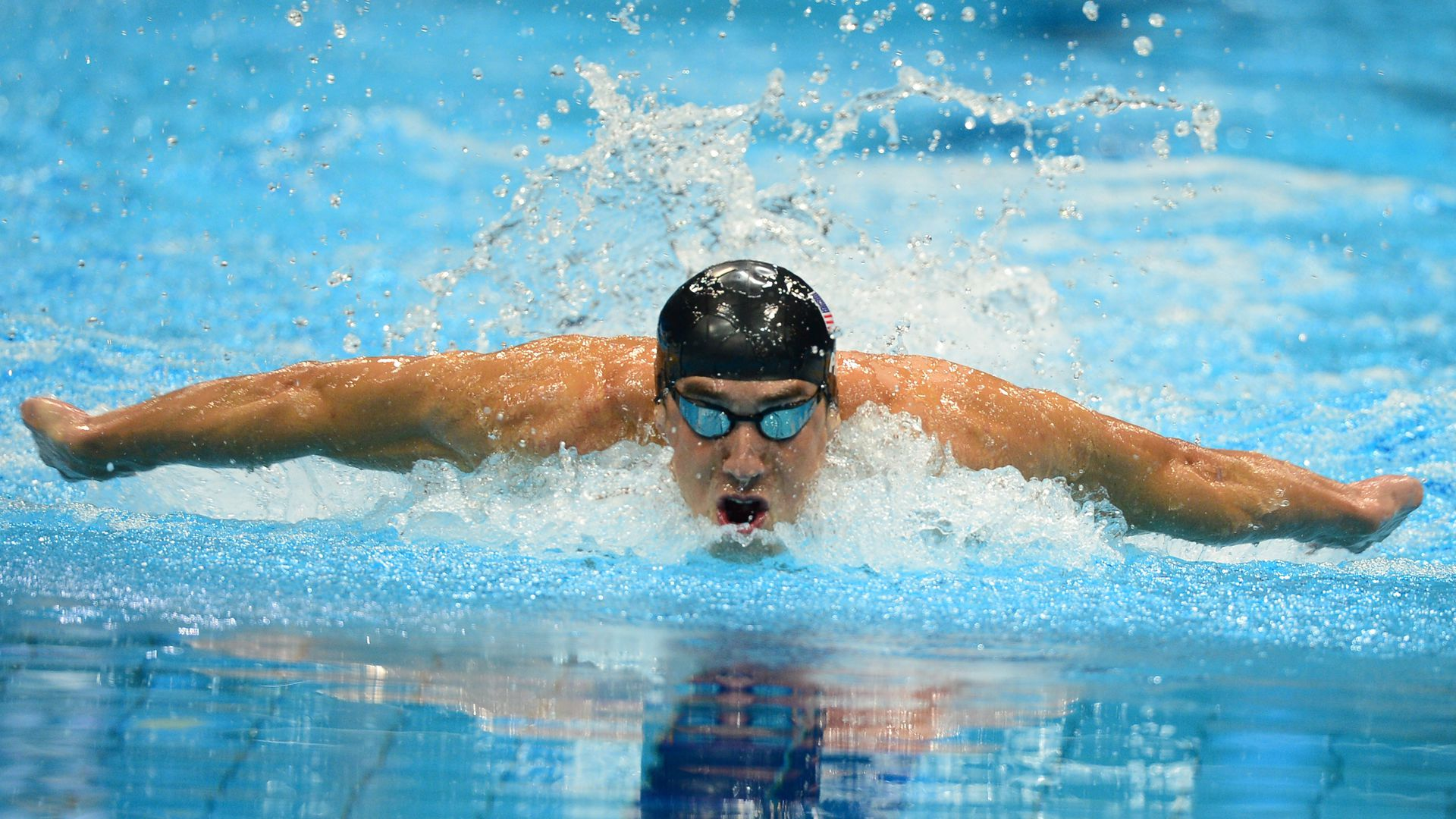6. Aug. 2, 2012: 🏊♂️ Phelps makes history