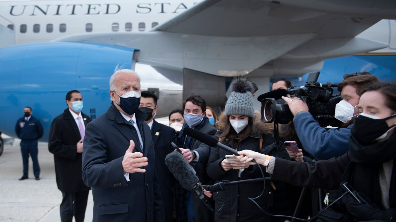Americans expect Biden to fulfill his promises on vaccines by mid-Summer thumbnail