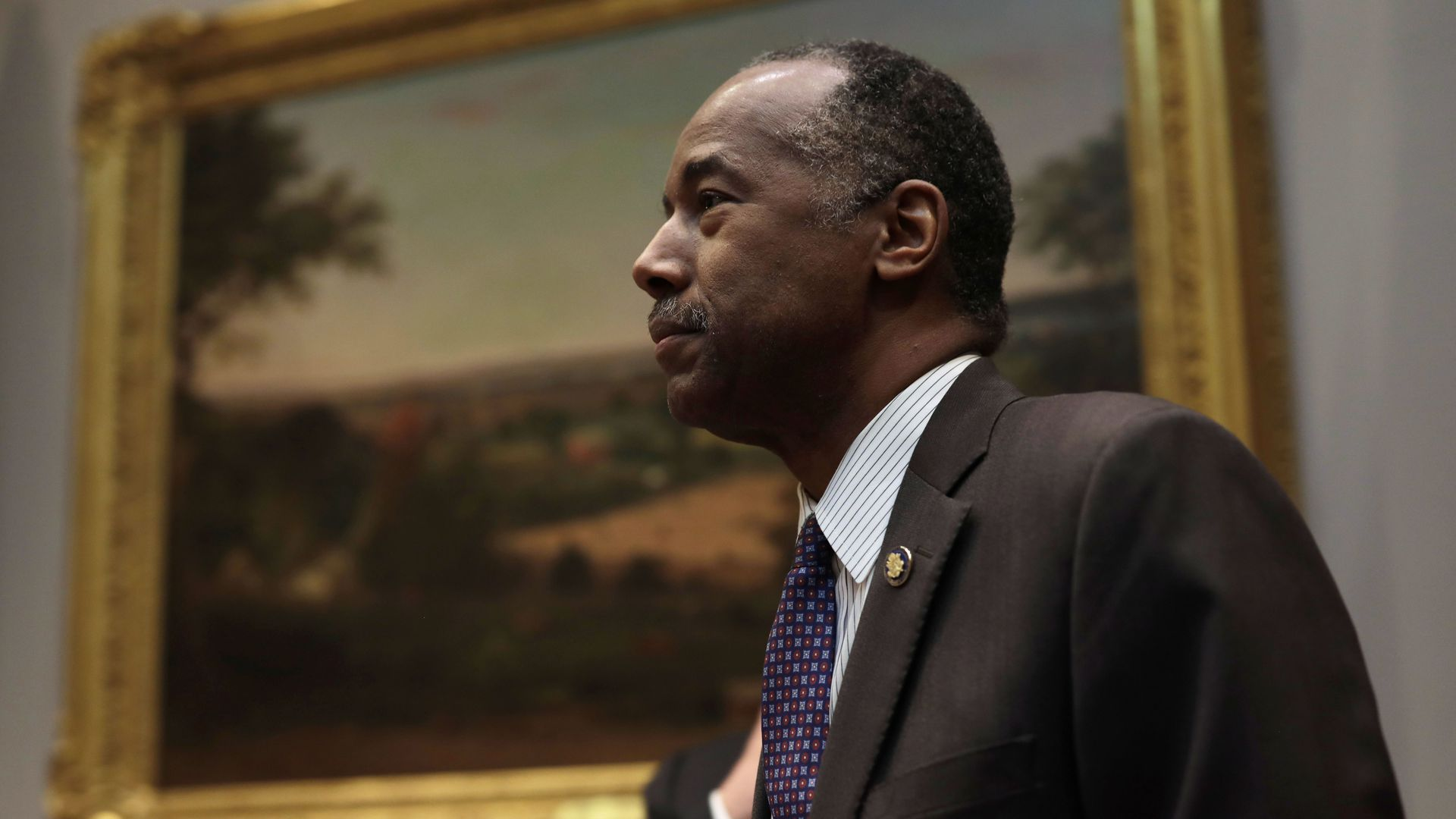 Hud Sec Ben Carson Broke The Law When He Ordered Nearly 40 000
