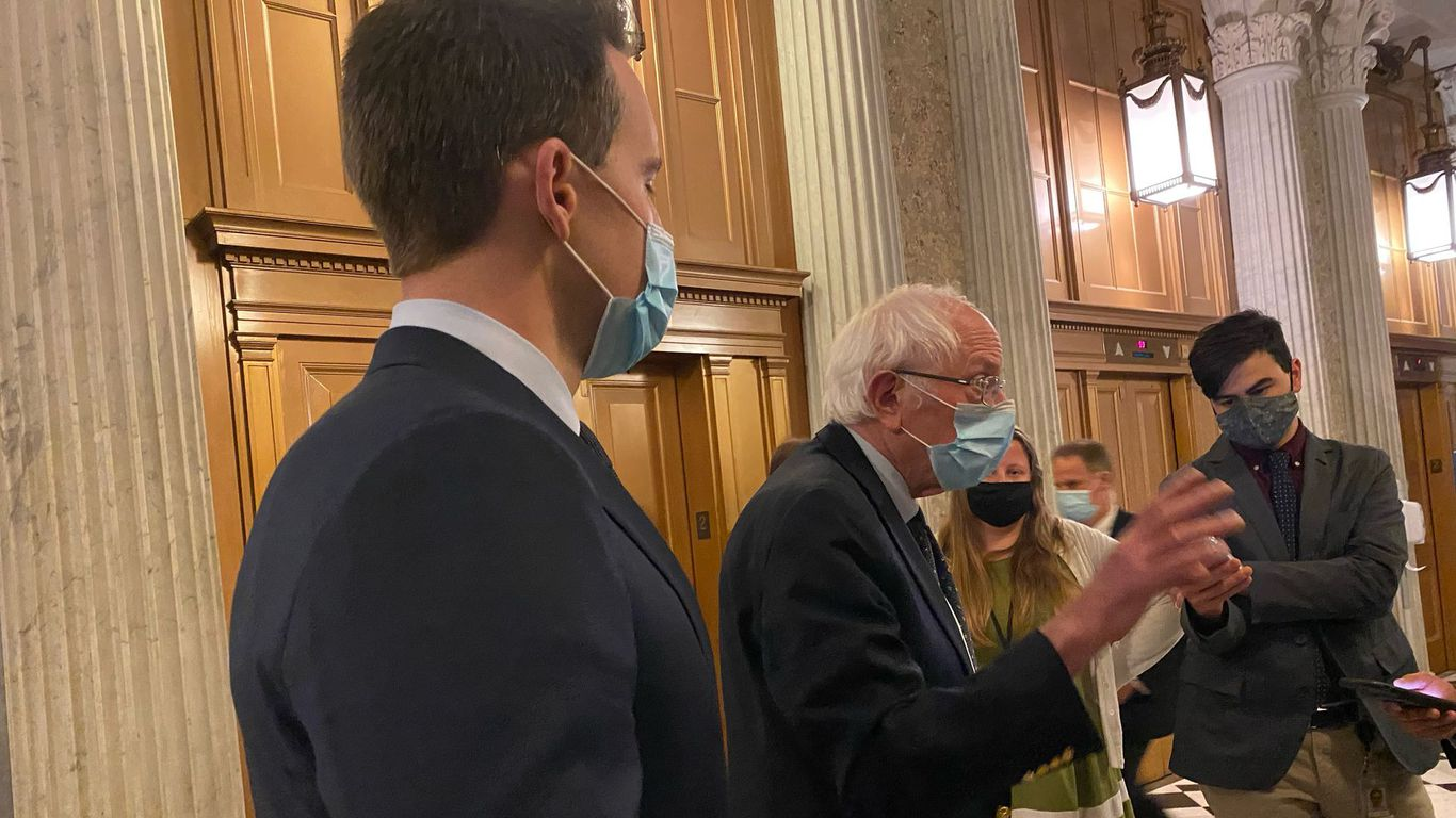 Sanders and Hawley unite for COVID-19 stimulus checks thumbnail